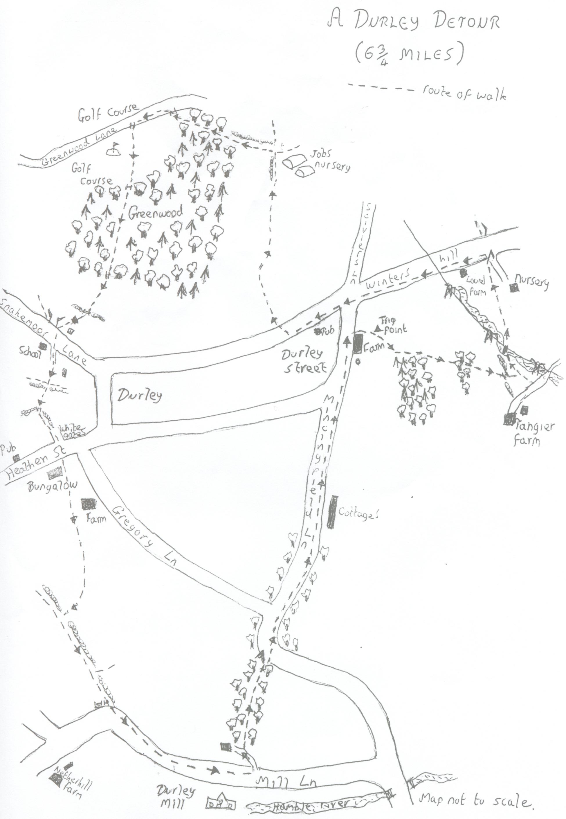 A Durley Detour